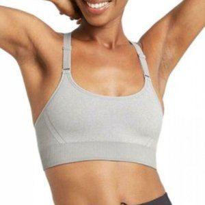 All in Motion Medium Support Seamless Cami Bra~XL